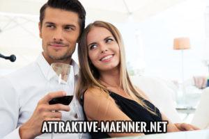 attraktiven Mann finden