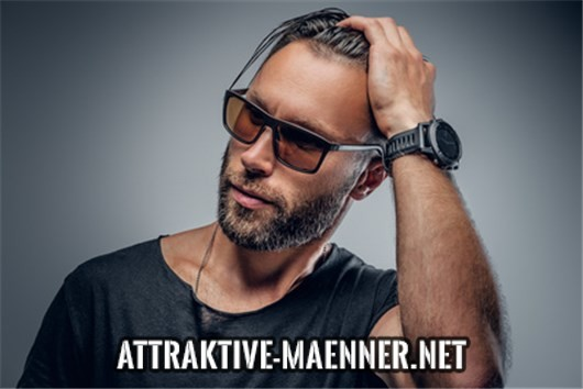 attraktiver mann 50